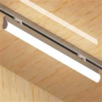 60x2400 Saliente LED Track tube lights Modern Minimalist