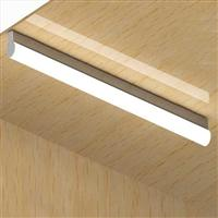 60x2400 72w Saliente LED Cylinder Tube Ceiling mounted