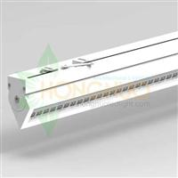 30w 25deg wall wash surface mount narrow aperture led lighting system