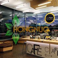 Coffee shop led Lighting Project Concert hall lighting LED Linear tube