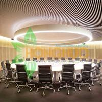 Conference halls led Lighting Lobbies lighting suspended architectural