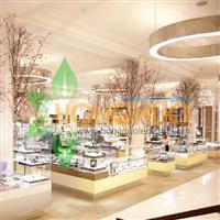 High retail Stores Jewelry led Lighting Project Super Ring LED Pendant