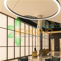 Avantgarde design company lighting Project Circular Ring LED Pendant