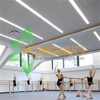 Ballet dance teaching center Lighting Project Recessed LED Lighting