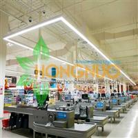 Supermarket malls led Lighting Project Square suspension led luminaire